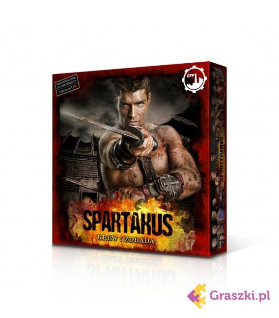 Spartakus: Krew i Zdrada | GFP
